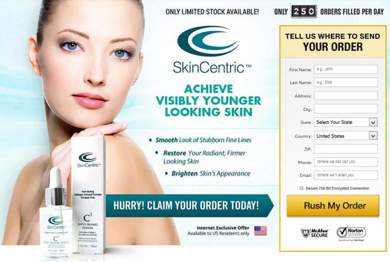 skincentric serum